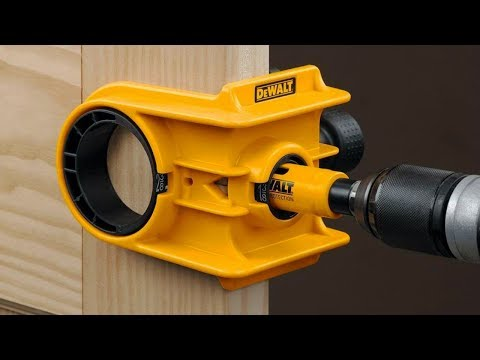 5 New Latest DIY WoodWorking Gadgets 2019!