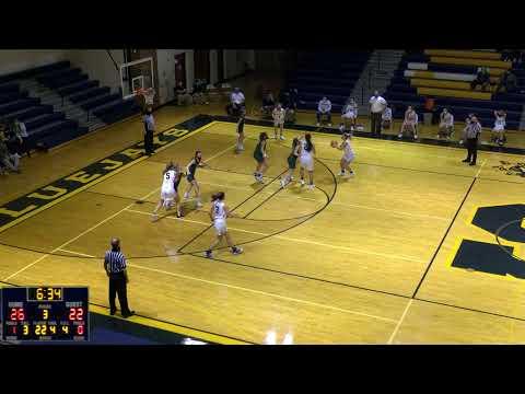 Shepherd High School vs. Clare High School JV Womens' Basketball