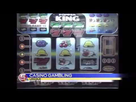 News 5 at 5 - Casino Gambling Bill, Live from the State Capitol / January 22, 2014
