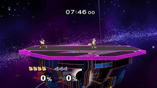 Perfect Fox vs Lv. 9 Falco [TAS]