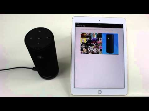 How to Setup the Amazon Tap with iPad or iPhone