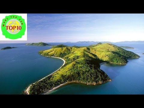 Top 10 Islands in Australia & the Pacific