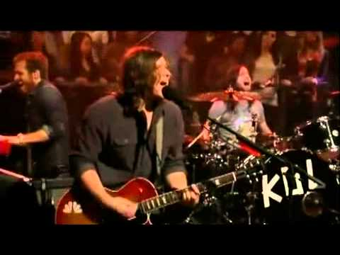 Kings of Leon - Mary (Late Night with Jimmy Fallon)