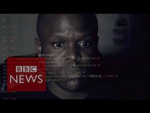 Coding: Prisoner to programmer - BBC News