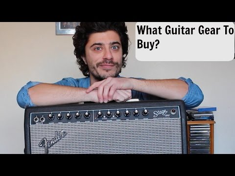 How To Buy Guitar Gear