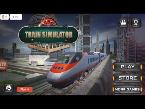 Train Simulator 2017 Try New 3D Graphics Best Game