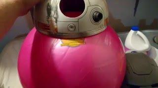 BB-8 مما يجعل الجسم.
