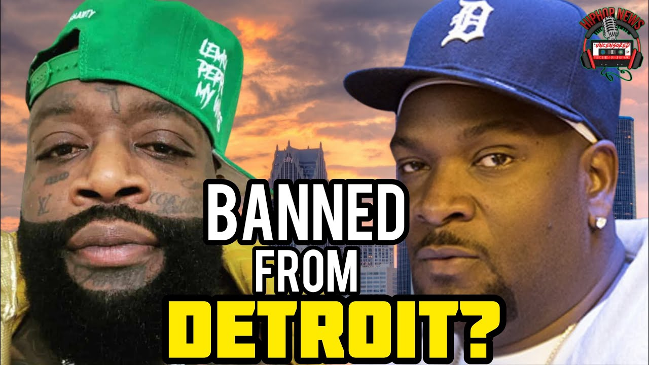 Trick Trick On What Happened When He Ran Down On Rick Ross In Detroit!