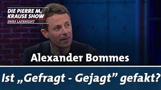"""Alexander Bommes über  """"Gefragt – Gejagt"""""""
