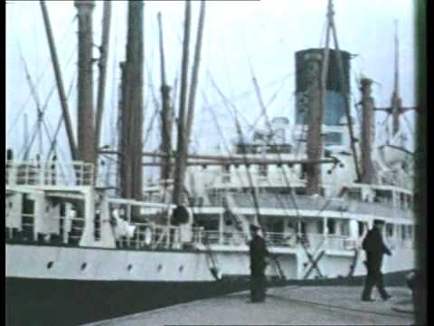 Documentary: 100 Years Of British Ships