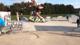 180 kickless to 180 - ANTOINE [ trottinette freestyle ]