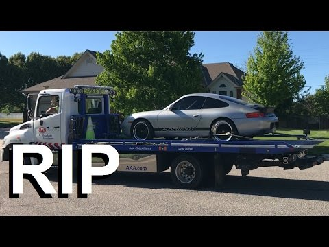 I Killed My Porsche 911 with 248,000 Miles