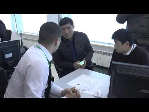Спецназ взял штурмом автоЦОН в Алматы