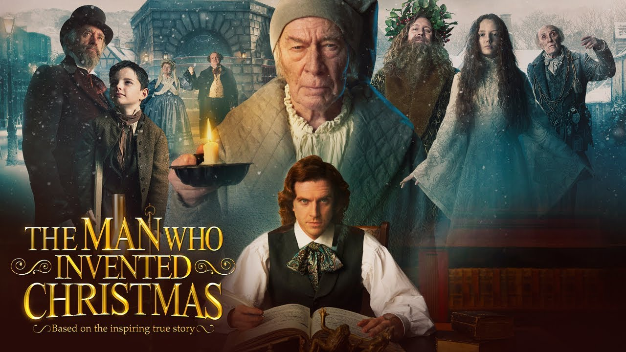 The Man Who Invented Christmas 2017.The Man Who Invented Christmas Mind Cutdown In Theaters November 22