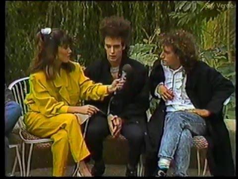 Entrevista a Soda Stereo - Viña 1987 - Televisa México