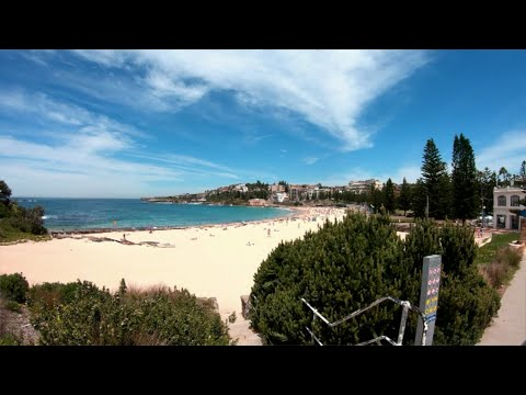 Best Beaches In Sydney - Number 3 - Coogee Beach
