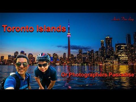 Episode 24 - Toronto Islands or photographers' Paradise [4K]