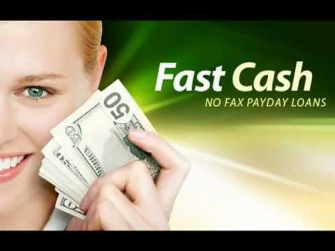 Faxless Payday Loans No Credit Check