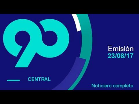 90 Central Programa Completo 23 de Agosto del 2017