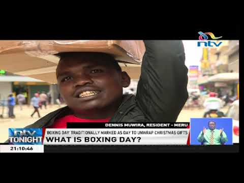 Do you fully grasp the significance of Boxing Day