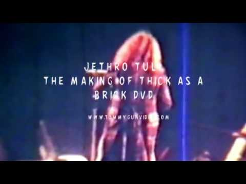 Jethro Tull - The Making Of Thick As A Brick DVD - Childhood Heroes