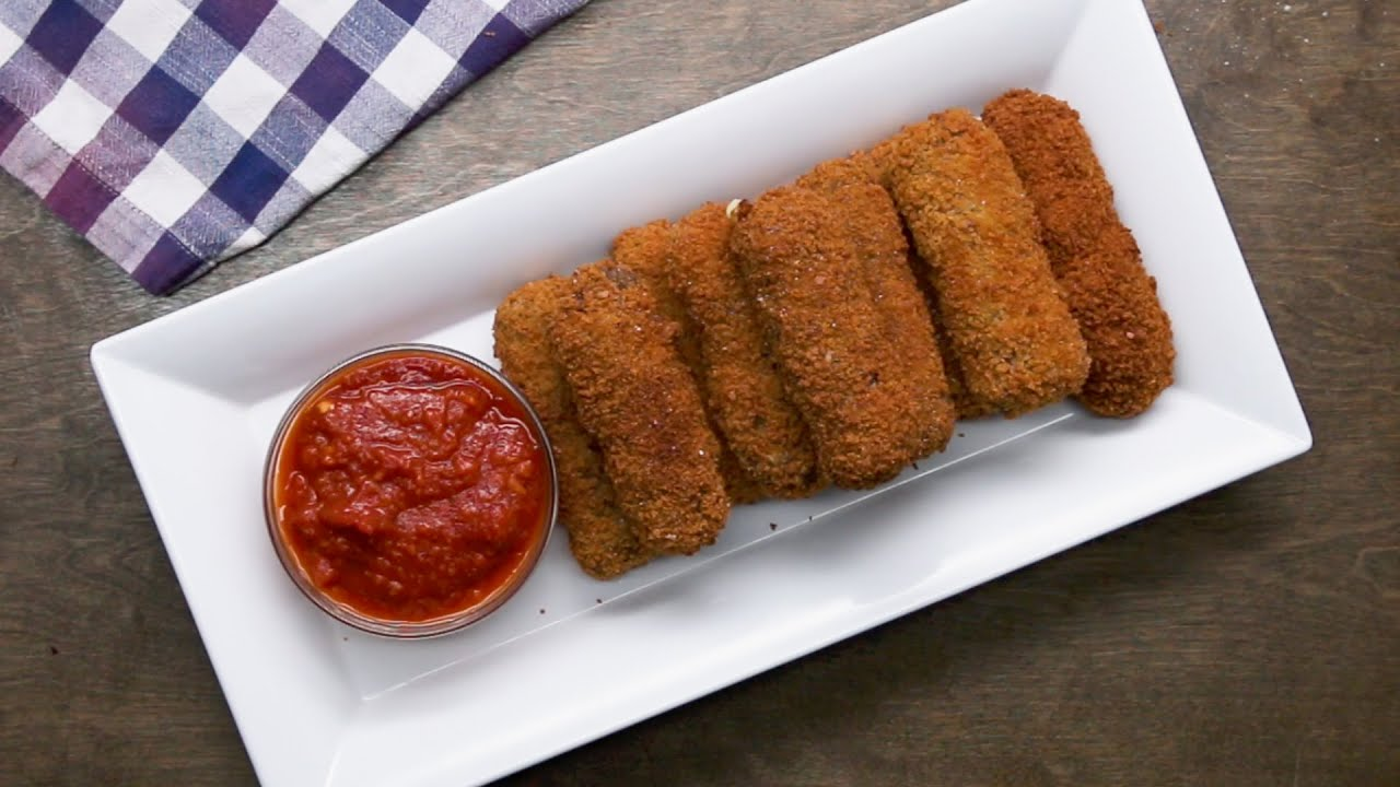 maxresdefault - Meatball Mozzarella Sticks