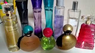 Minha coleção de perfumes da Avon, será que valem a pena?