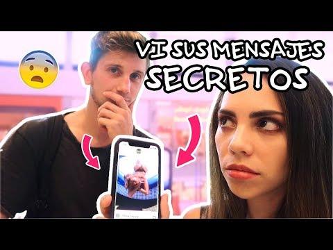 CAMBIÉ DE TELÉFONO CON MI NOVIO POR 24 HORAS - LEÍ SUS MENSAJES 😩   What The Chic