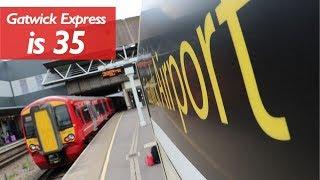 Gatwick Express - 35th Birthday