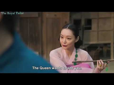 Gong Jin Meets The Queen | The Royal Tailor