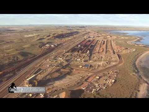 Courtney Waller Productions aerial video show reel 2015