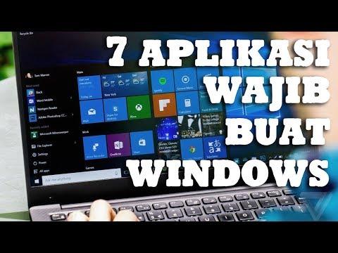 7 Aplikasi Umum Yang Harus Ada Setelah Install Ulang Windows