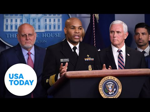 Coronavirus Task Force gives briefing on outbreak | USA TODAY