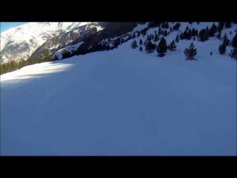 Andorra-Grandvalira, sector Canillo, Rossignol piste