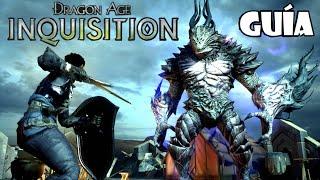 DRAGON AGE INQUISITION: Guia en español - Creación del personaje, tutorial y primeros pasos
