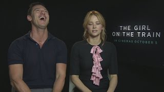 The Girl On The Train: Haley Bennett does a terrible Welsh accent