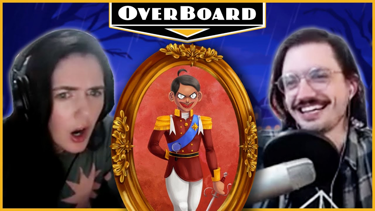 Download Let's Play Jackbox Party Pack 8 — WEAPONS DRAWN! | Overboard, Episode 30
