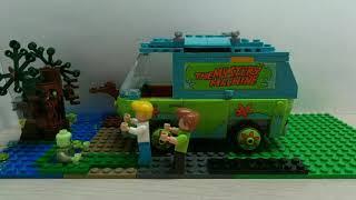Lego мультик,Скубі-ду проти зомбі!