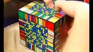 הוא הצליח לפתור את זה בשנייה אחת...