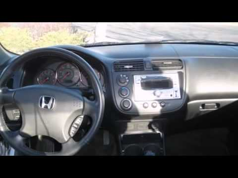 2005 honda civic lx special edition youtube. Black Bedroom Furniture Sets. Home Design Ideas