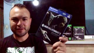 Controle Mortal Kombat XBox one E Ps4, Xbox 360 e Ps3