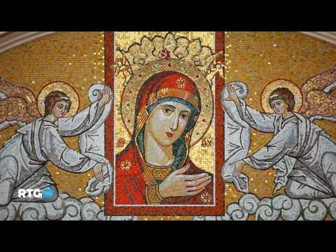 Смотреть Свято Троицкая Александро Невская лавра. 2016 онлайн