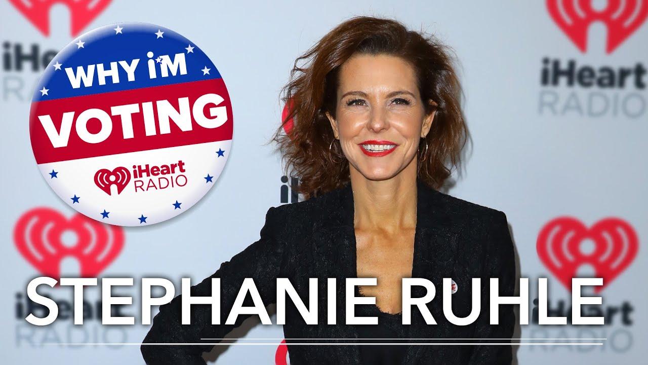 Stephanie Ruhle   Why I'm Voting