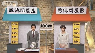 """【報ステ】5%ポイント還元の""""穴""""に大臣らは・・・(18/12/18)"""