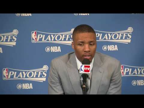 Damian Lillard on Game 4: 'We let another one get away'