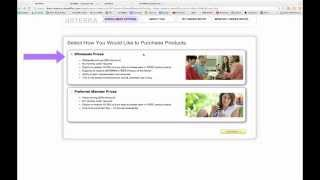 doTERRA - How to Enroll to buy Essential Oils at Wholesale Price