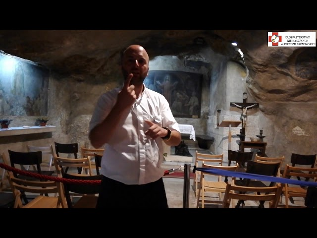 Izrael - Getsemani (pojmanie Jezusa)