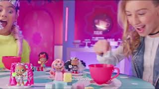 Itty Bitty Prettys Tea Party Teacup Dolls - Smyths Toys