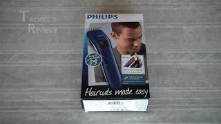 Обзор машинки для стрижки волос Philips 5125