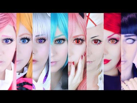 ☆ Review: What Circle Lenses for cosplay? PART 1 ☆